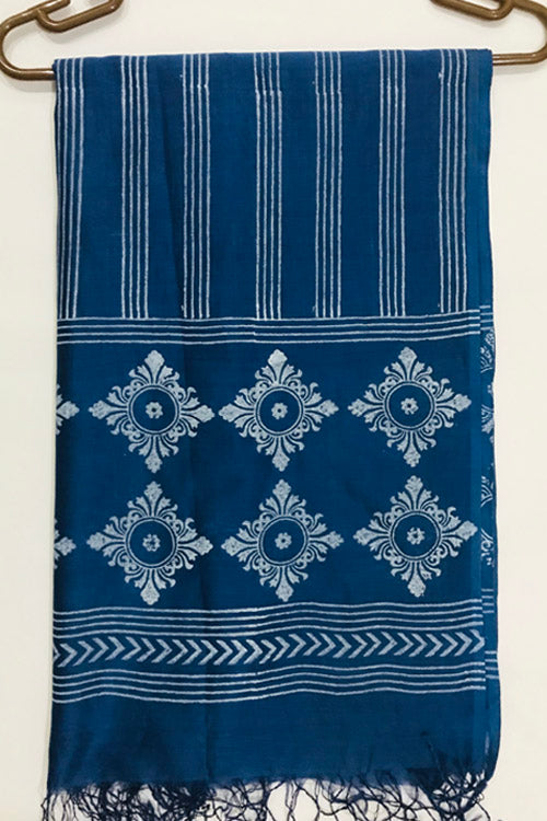 Samuday Craft Silk Dupatta.44