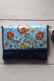 Studio Moya-CLUTCH SLING/ FLORAL BLISS