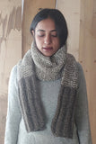 The Color Caravan Hygge Unisex Muffler 04 Handmade Woolen Muffler For Ladies Online