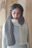 The Color Caravan Hygge Unisex Muffler 05 Handmade Woolen Muffler For Ladies Online