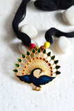 Tant Vastra' Innovative Handcrafted Peacock Jewelry.