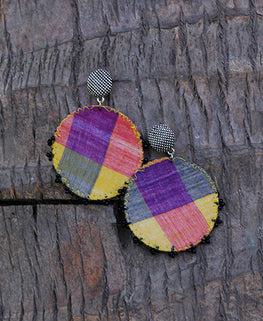 Okhai 'Technicolour' Handmade Earrings