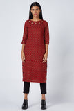 Okhai 'New Opportunity' Cotton Kurta