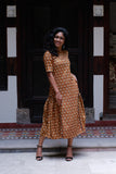 "Okhai ""The Bohemian"" Mirror Work Dress"