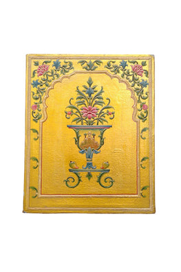 Virasat ' Mini Canvas Painting ' Usta Art Wall Decor -13