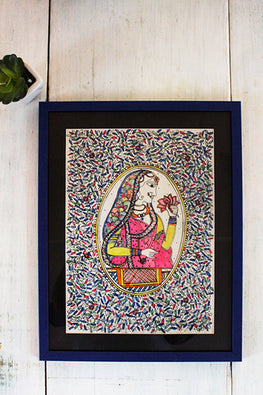 Studio Moya-WALL ART/MUGHAL- QUEEN