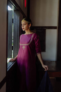 The Heiress Kurta