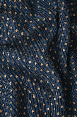 Natural-Dye-Block-Print-Silk-Fabric