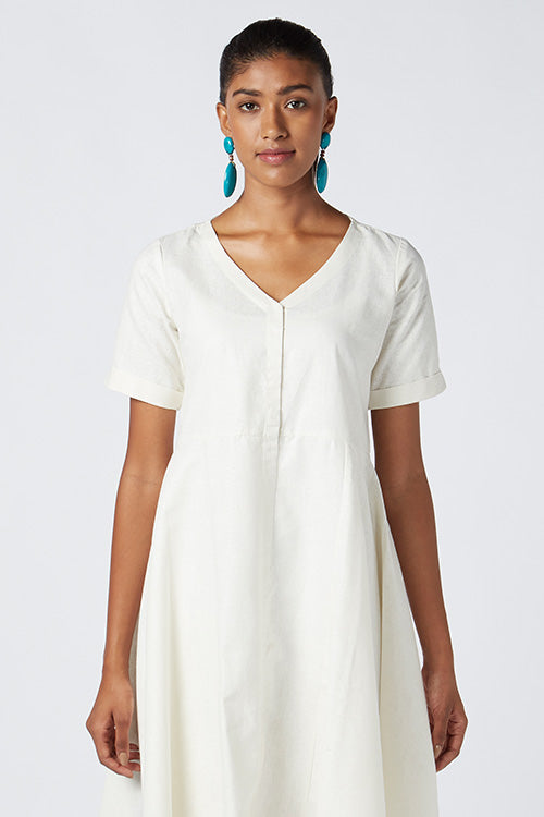 Okhai 'Hannah' Jute Silk Dress