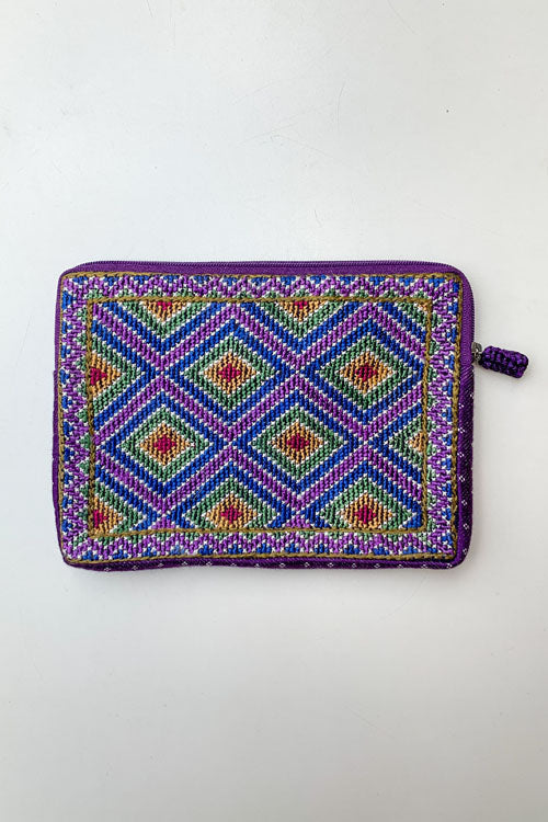 Shrujan Jat Embroidery Pouch-11