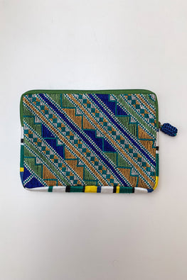 Shrujan Jat Embroidery Pouch-8