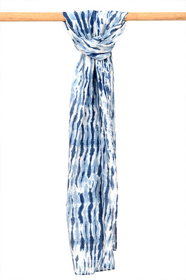 Natural-Indigo-Shibori-Cotton-x-Silk-Stole