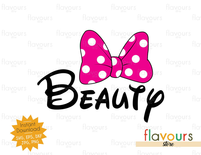 Beauty - Minnie Bow *FREEBIE*