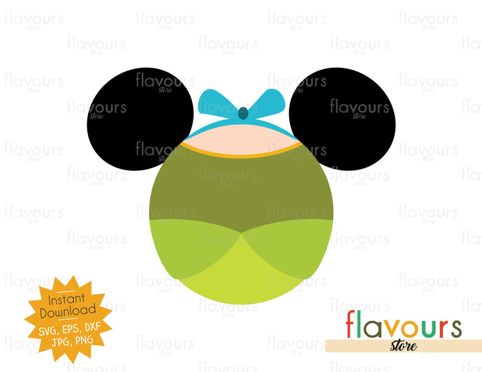Drizella Ears - SVG Cut Files