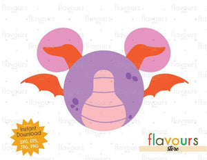 Figment Ears - SVG File