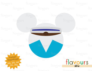 Frozone Ears - SVG Cut Files