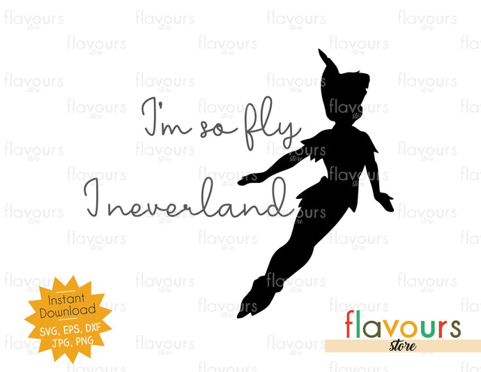 I'm So Fly I Neverland *FREEBIE*