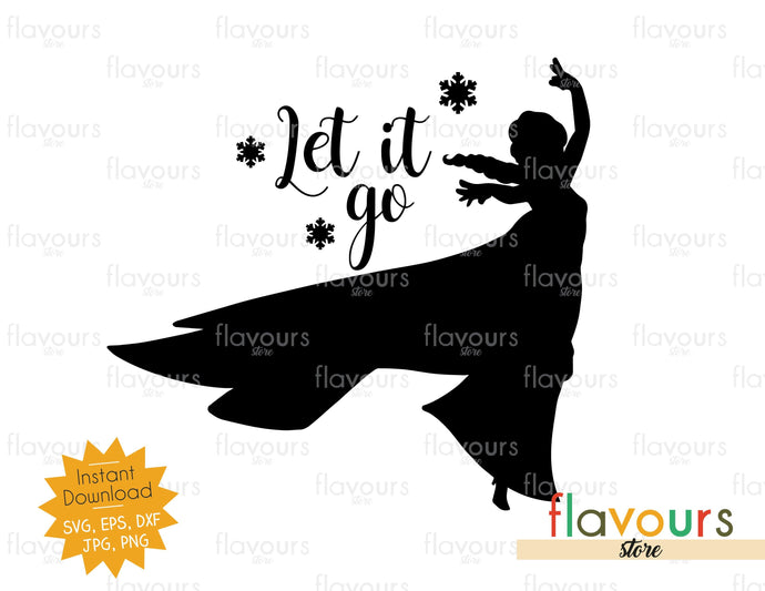 Let it go *FREEBIE*