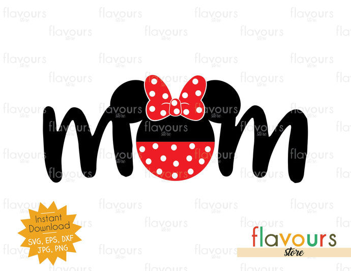 Mom - Minnie Ears *FREEBIE*