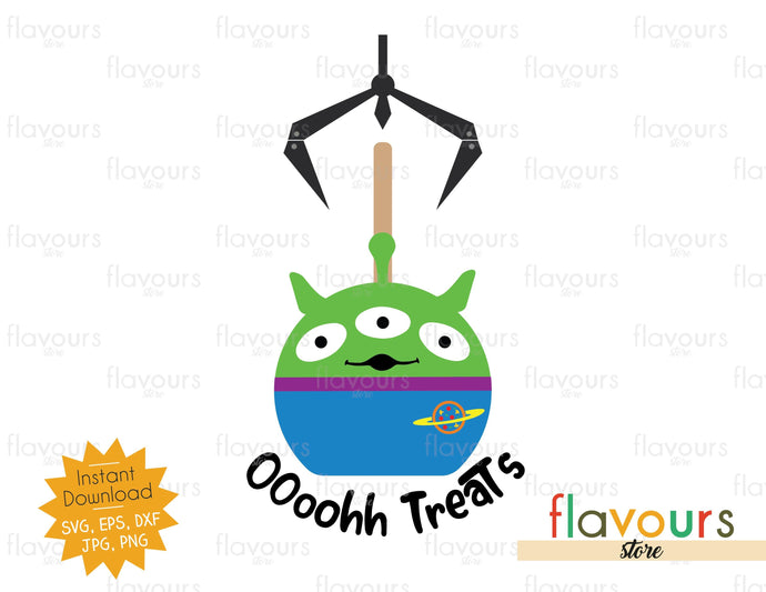 Oooohh Treats - SVG Cut File - FlavoursStore