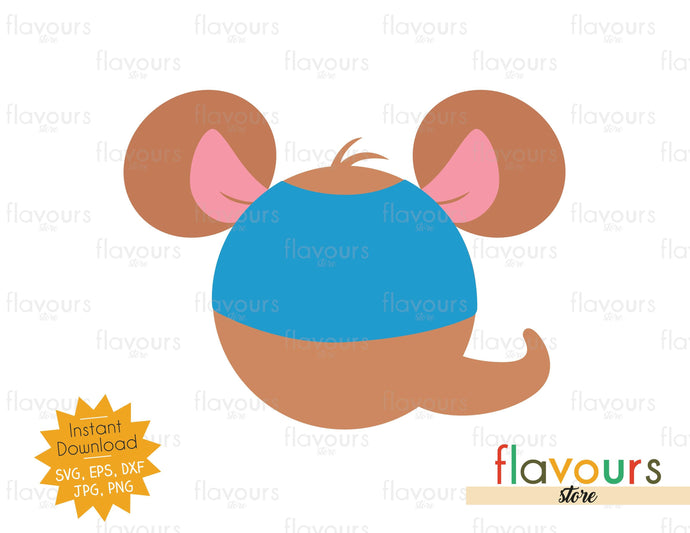 Roo Ears - Winnie The Pooh - SVG Cut Files