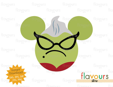 Roz Ears - Monsters Inc - SVG Cut File