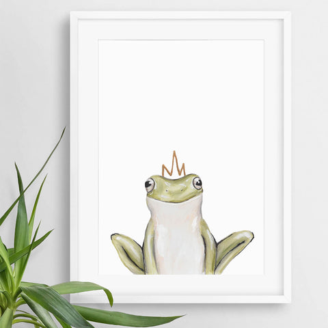 prince frog animal pictures
