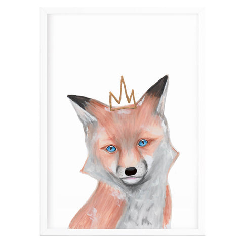 Fox Decor Print