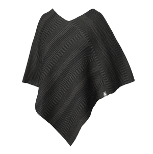 Ullponcho Black / Graphite