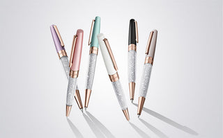 THE CRYSTALLINE STARDUST PEN COLLECTION