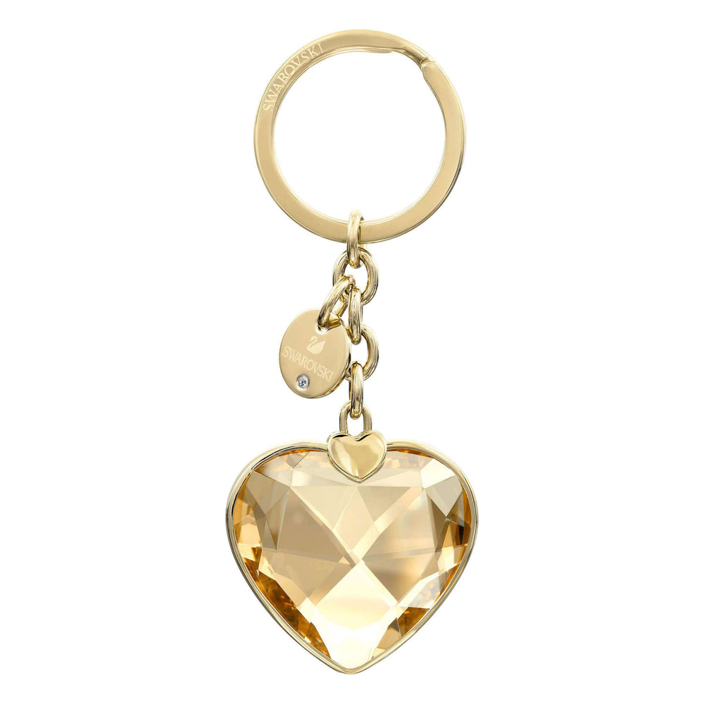 Swarovski New Heart Key Ring