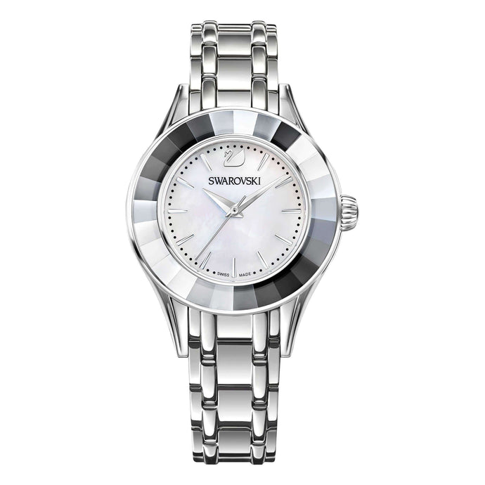 Swarovski Alegria Watch, Mother Of Pearl, Stainless Steel