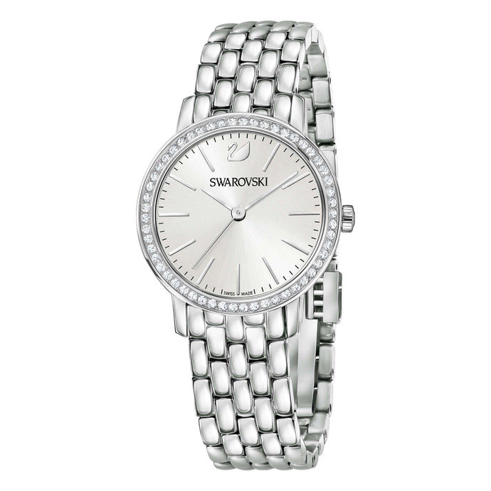 Swarovski Graceful Mini Watch, Metal Bracelet, Stainless Steel