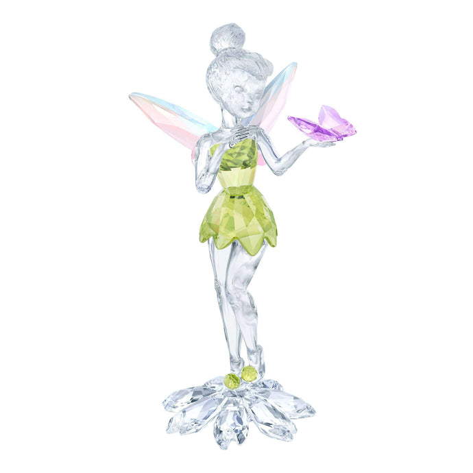 Swarovski Tinker Bell With Butterfly