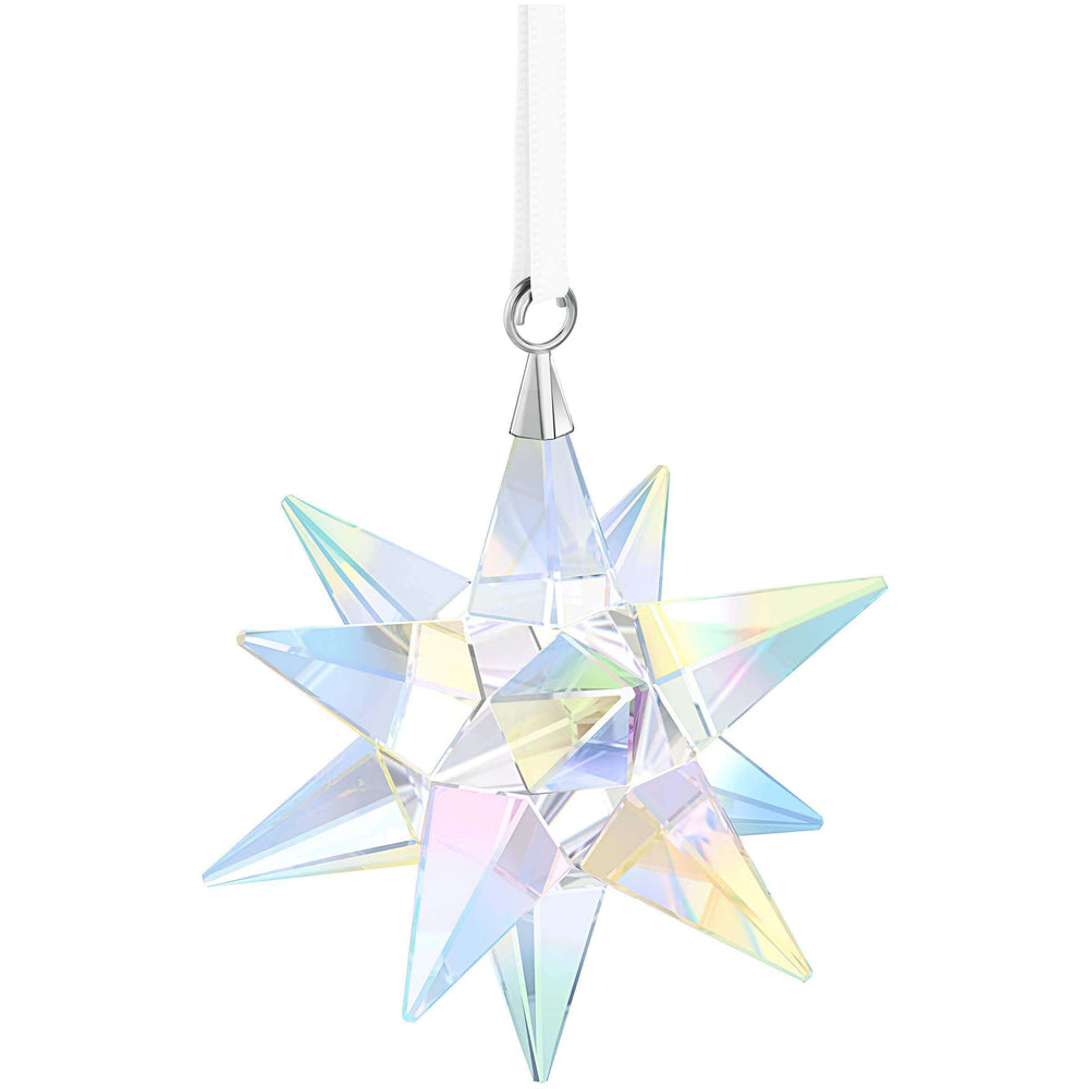Swarovski Star Ornament, Crystal Ab