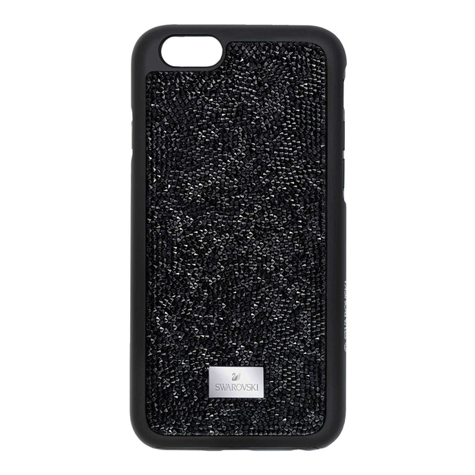 Glam Rock Smartphone Case With Bumper, Iphone® 8, Black