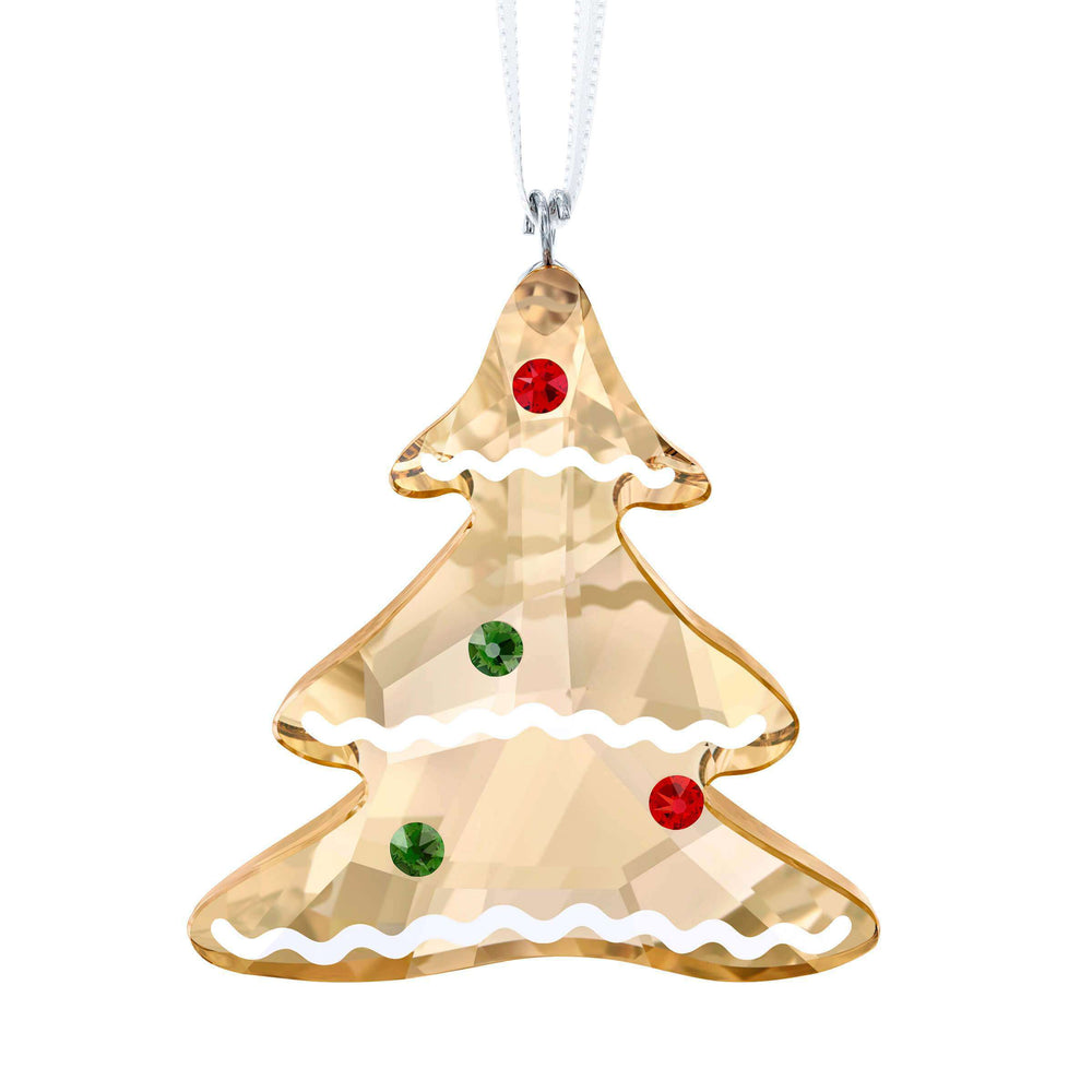 Swarovski Gingerbread Tree Ornament