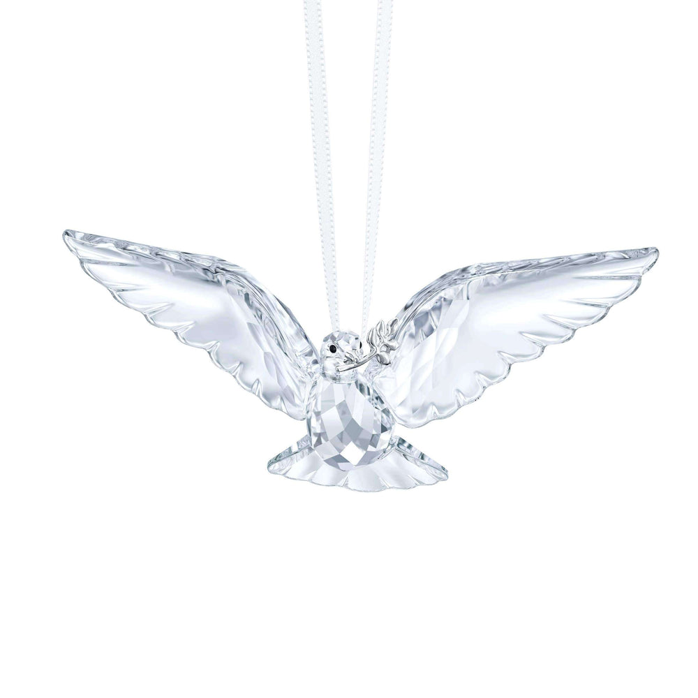 Swarovski Peace Dove Ornament