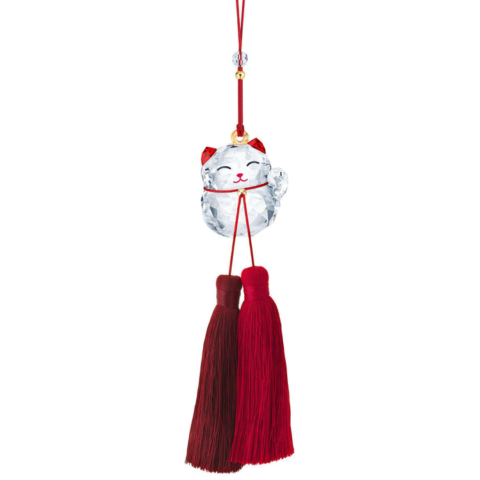Swarovski Lucky Cat Ornament