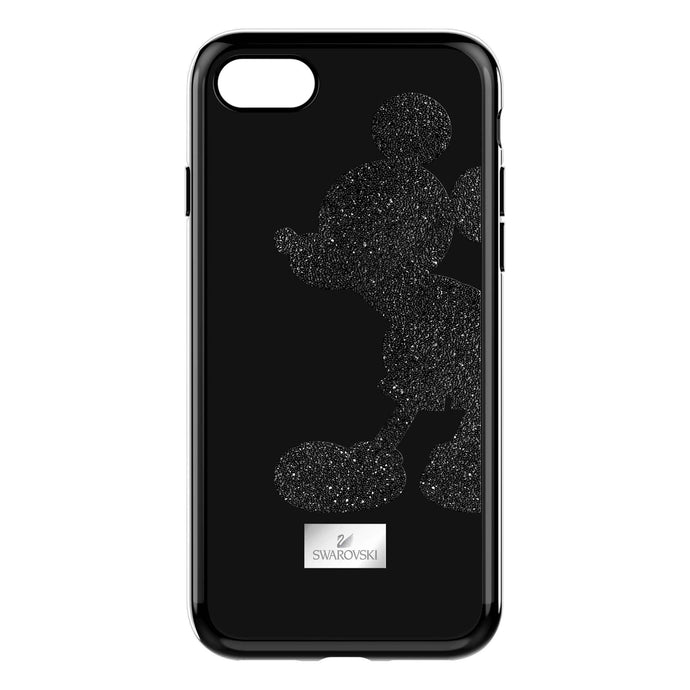 Mickey Body Smartphone Case With Integrated Bumper, Iphone® 8, Black