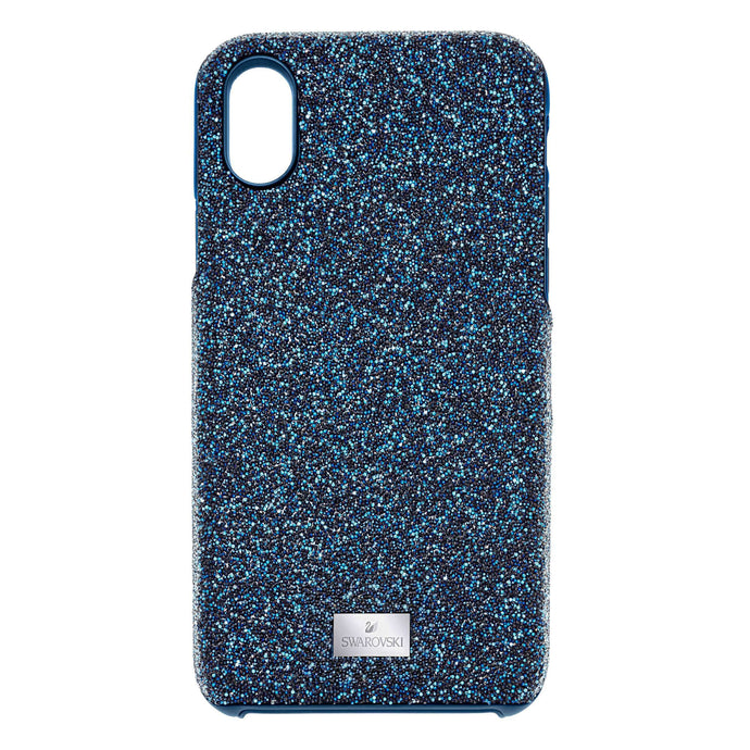 Swarovski High Smartphone Case With Bumper, Iphone® X, Blue