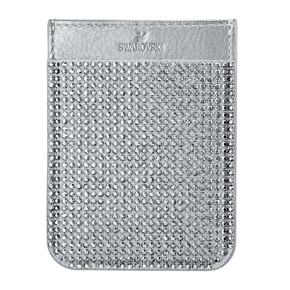 Swarovski Swarovski Smartphone sticker pocket, Gray