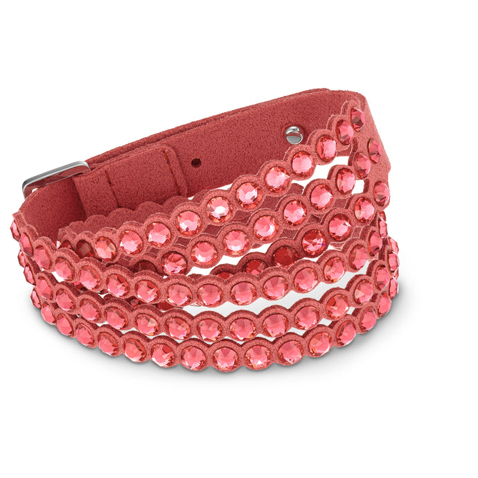 Swarovski Power Collection Bracelet, Pink