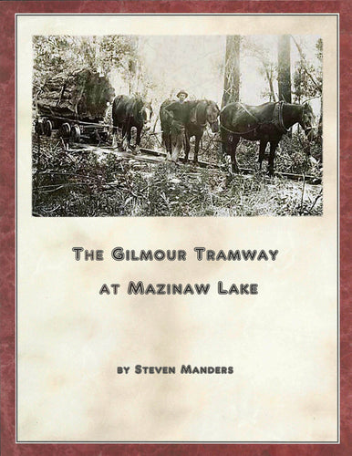 The Gilmour Tramway at Mazinaw Lake