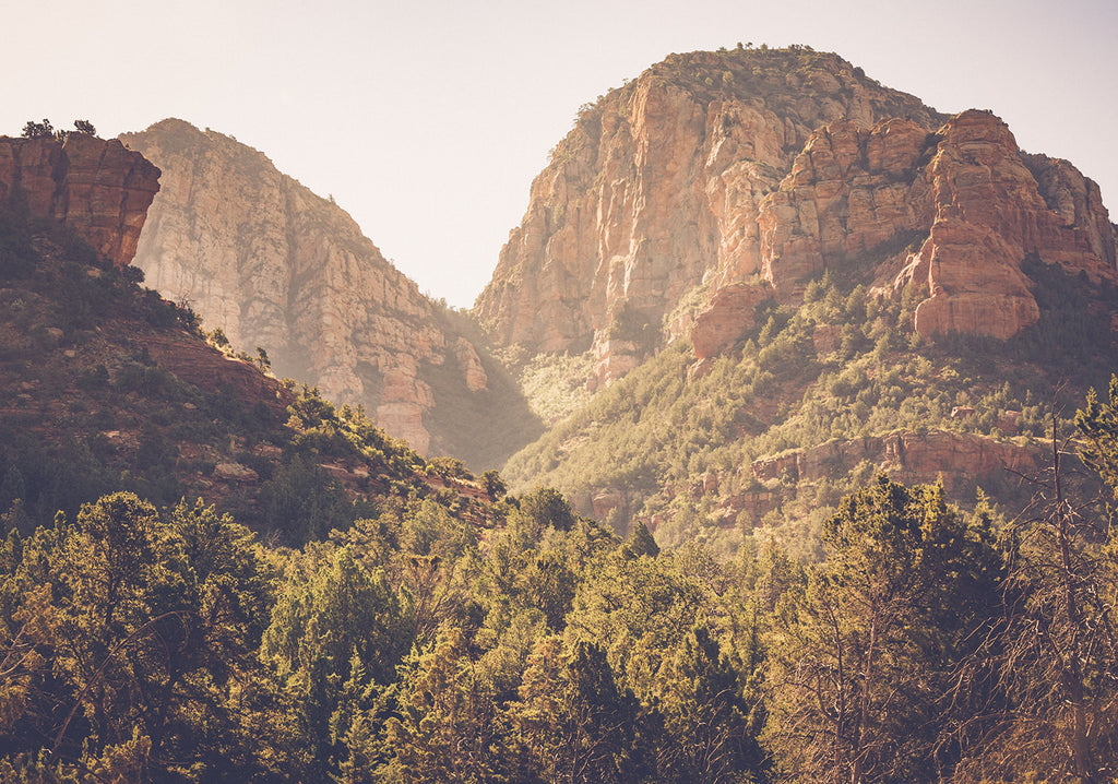 Arizona photography, sedona print, sedona photography, western decor, southwestern decor, landscape photography, large wall art, mountains