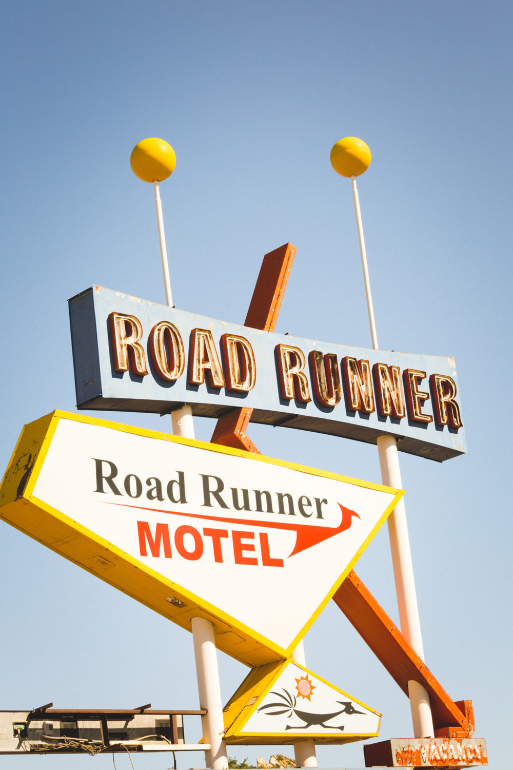 Road Runner Hotel - Route 66