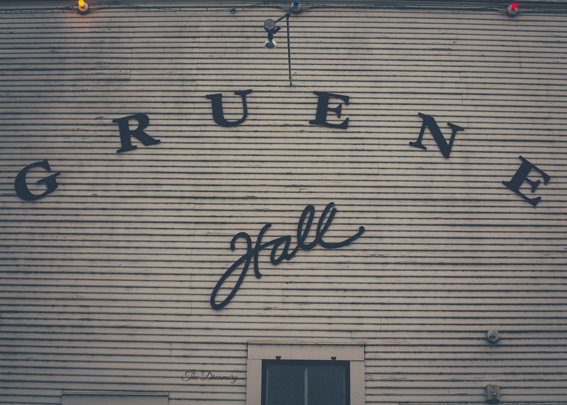 Texas photography, gruene hall, dance hall, rustic decor, texas prints, western, saloon, country, gruene, large wall art, fine art prints