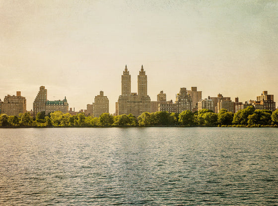 nyc photography new york city decor central park photograph urban decor large wall art architectural art san remo landscape lake