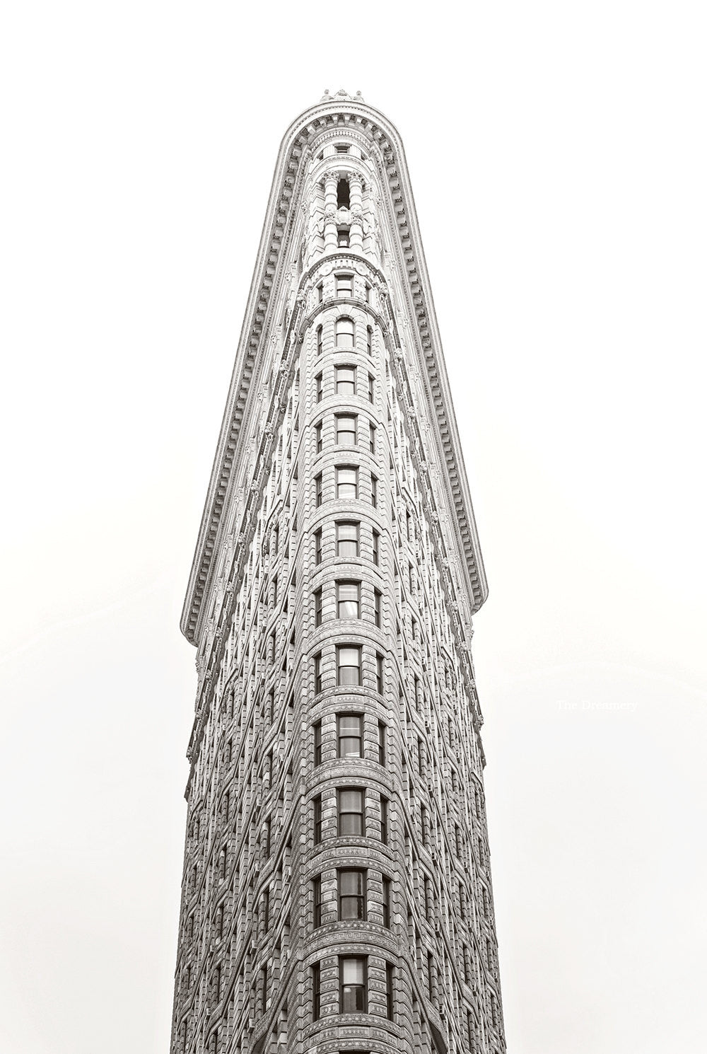nyc photography flatiron building new york city black and white minimalist architecture nyc skyline dorm wall art large wall art urban art