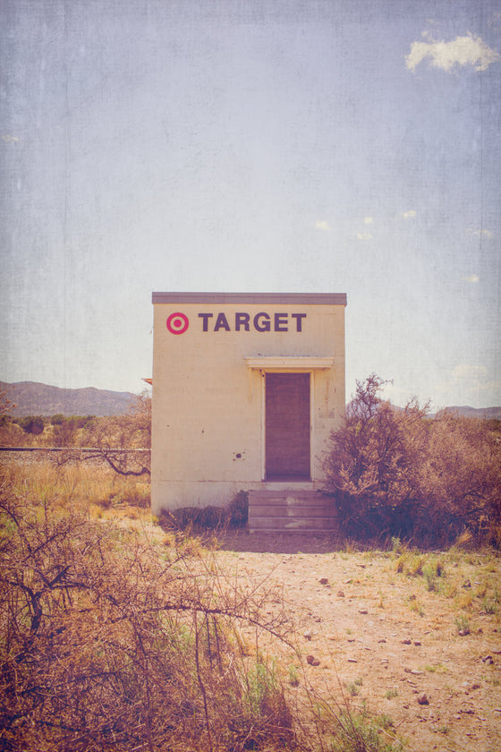 Texas photography, West Texas photography, texas decor, texas art, marathon texas, marathon target, art installation, large wall art, blue